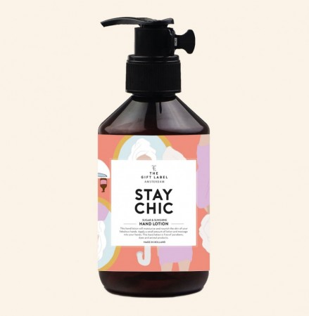 The Gift Label Håndkrem, Stay Chic