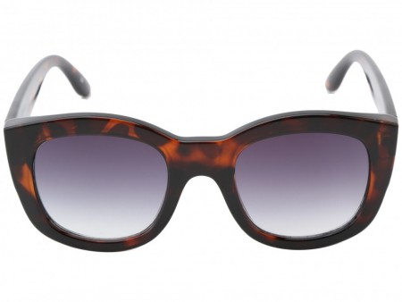 Le Specs Runaways Tortoise With Smoke Grad Lines