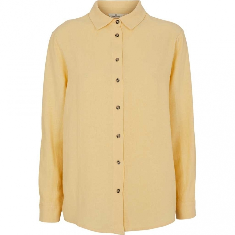 Basic Apparel Trine Shirt - Straw